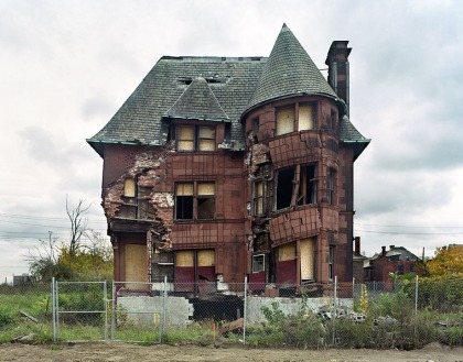 Ruins of Detroit - building 2