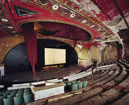 Ruins of Detroit - Theatre 3