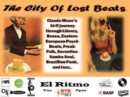 the city of lost beats