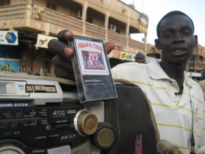 africa cassette